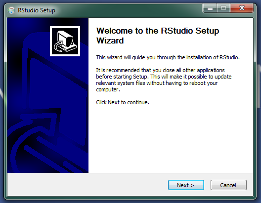 how to install rstudio on windows