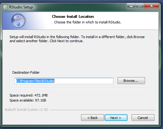 how to install rstudio on windows 2