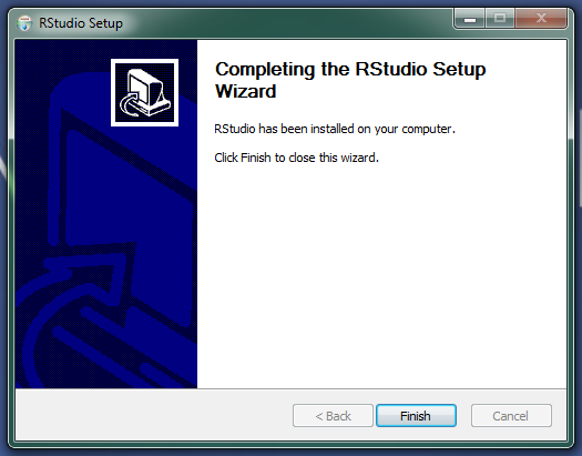 how to install rstudio on windows 7