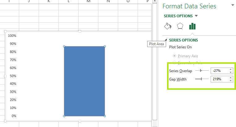 Thermometer Chart In Excel 4