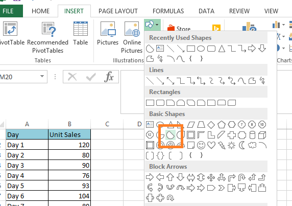 Thermometer Chart In Excel 7